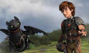 john and ken despicable humans wingin39 it toothless and his pet human hiccup