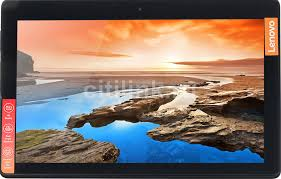 Купить <b>Планшет LENOVO Tab E10</b> TB-X104F, 2GB, 16GB черный ...