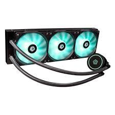 СВО для процессора <b>ID</b>-<b>Cooling AURAFLOW</b> X 360 — купить в ...