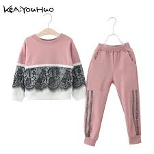 Aliexpress.com : Buy 2018 <b>Spring Kid</b> Tracksuits Outfits Cute Bear T ...