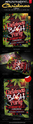christmas party flyers premium files psddude christmas tree party flyer