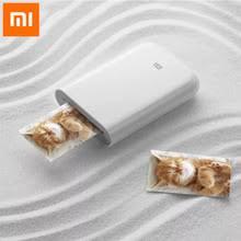 Original <b>Xiaomi Mijia AR</b> Pocket Photo <b>Printer</b> 300dpi Bluetooth 5.0 ...