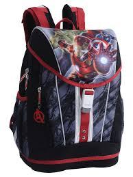 <b>Рюкзак</b> Мстители-2 Erich Krause 5913192 в интернет-магазине ...