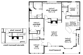 Cottage House Plans   Lincoln     Associated Designs    Cottage House Plan   Lincoln     Floor Plan