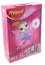 """""""<b>Пенал с наполнением</b> для детей """"Fairy"""" (32 предмета) (967812 ..."""