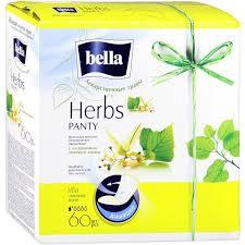 "<b>Прокладки</b> ежедневные <b>Bella</b> ""<b>Panty Herbs</b> Tilia с экстрактом ..."