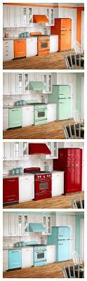 Red Retro Kitchen Accessories 17 Best Ideas About Retro Kitchen Appliances On Pinterest
