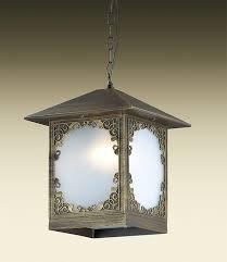 <b>Уличный подвесной светильник ODEON</b> LIGHT VISMA — купить ...