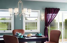 chandelier lamp dining room design