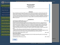 write a better resume resume maker individual software resume makerreg for mac