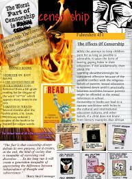 fahrenheit essay censorship  fahrenheit 451 essay censorship