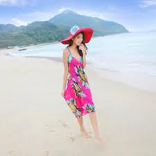 <b>Women Sexy Chiffon</b> Bikini Cover Up Beach Swimwear Dress Scarf ...