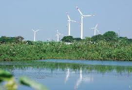 Rajasthan is another emerging state with rising wind turbine installations as shown in fig