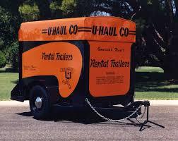 Uhaul Truck S Why U Haul Orange My U Haul Storymy U Haul Story