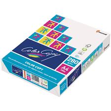 <b>Бумага Color copy А4</b>, 280г/м2, 150л., 161% купить оптом