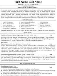 best resume format for chemical engineers  seangarrette cochemical engineer resume sle engineering chemical engineer resume sle engineering sample resume chemical engineer resume sle engineering