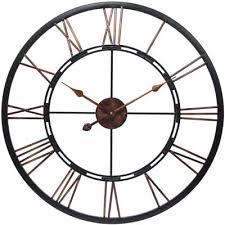 Oversized (23+ in.) - <b>Wall Clocks</b> - Clocks - The Home Depot