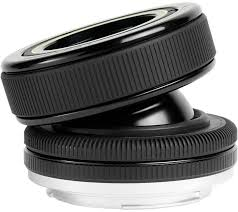 <b>Объектив Lensbaby Composer Pro</b> Double Glass 50mm f/4.0 для ...