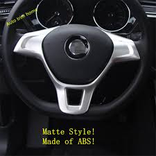 <b>Lapetus Car Steering</b> Wheel Strip Cover Trim Fit For Golf 7 POLO 6 ...