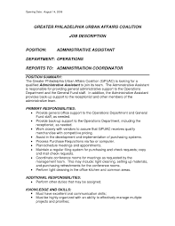 job description for office manager assistant professional resume job description for office manager assistant assistant manager job description sample monster office assistant cv example