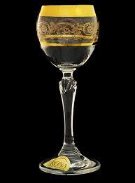 """Бренды :: Rona :: Бокалы :: <b>Набор</b> бокалов для <b>вина</b> """"<b>Золотая</b> ..."""