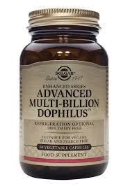 <b>Solgar Advanced Multi-Billion Dophilus</b> Φόρμουλα Προβιοτικών ...