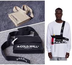 <b>A COLD WALL ACW t shirt</b> Wen 1:1 Top tees Fashion Casual Hip ...