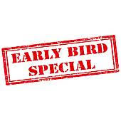 Image result for early bird graphic