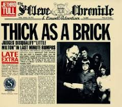 <b>Thick</b> as a Brick - <b>Jethro Tull</b> | Songs, Reviews, Credits | AllMusic