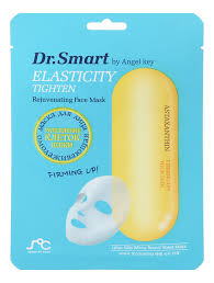 Тканевая <b>маска для лица Dr. Smart</b> Elasticity Tighten 25мл ...