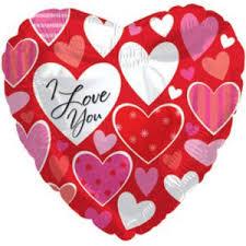 """4. Любовь, 14 февраля, Воздушные <b>шары</b> 46 см (18"""") Сердце ..."""