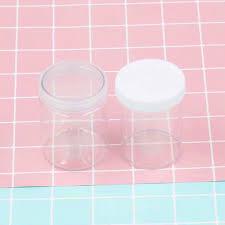 yunkan <b>120ml Super Storage Slime</b> Box Container DIY Fluffy Dlime ...