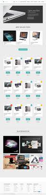 ecommerce web templates psd css author e nax e commerce website template psd