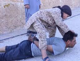 Brutal murder: The regime
