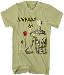 Nirvana - Incesticide T-Shirt: Clothing - Amazon.com