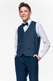 Купить <b>жилет</b> для мальчика 90446_OLB цвета синий за 749 руб ...