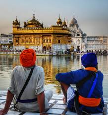 photos that show why the golden temple is better than the taj sikhs at golden temple