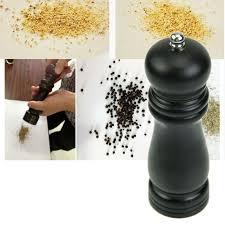 Деревянная мельница для соли и перца <b>мельница для специй</b> из ...