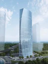 chitaland tower at satrio cbd south jakarta office 40 floors 5 basements arch2o parramatta proposal urban office architecturecamera