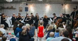 <b>Оркестр Kremlin</b> для взрослых с детьми - билеты на listim.com
