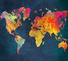 <b>World Map Dresses</b> | Redbubble