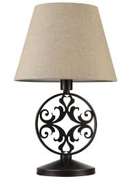 <b>Maytoni</b> Classic <b>Настольная лампа</b> Rustika H899-22-R