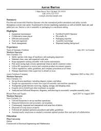 cnc operator resume sample template cnc operator resume sample