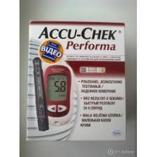Отзывы о <b>Глюкометр Accu</b>-<b>Chek Performa</b>