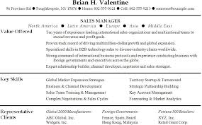 resume examples sales skills bnmi sample resume sales manager