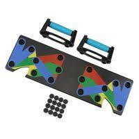 <b>9 in 1 Push</b> Up Arms and Back Workout Board | Buy Online in South ...