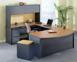 large size of desk remarkable u shaped brown black wooden best home office desk brown black shaped office desks