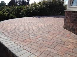 patio slab sets: if youd like a driveway that sets the tone for the rest of your property without blowing the budget take a look at driveway block paving