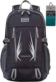 Amazon.com: <b>TOMULE</b> 40L Camping Hiking Daypacks, Waterproof ...