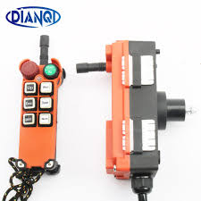 380V 12V 24V 220V <b>Industrial remote controller switches</b> Hoist ...